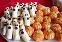 Dia das Bruxas/Halloween / Halloween party  ideas