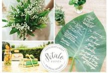 Wedding trends 2016 - Inspiration / Some of our inspiration from Pantone 2016 report For more please check: www.petaloevents.com