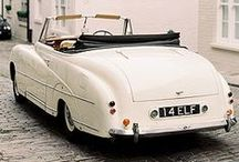 The Car / classic wedding cars, traditional cars, wedding getaway cars, wedding getaway vehicles, limousines, limo, wedding limo, old wedding car, classic cars