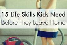 Teaching Kids Lifeskills