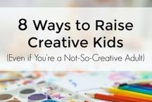 Creative Kids / A board about how to raise creative kids