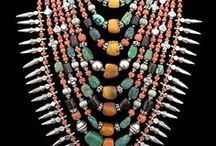 Tribal Jewelry / A selection of old, traditional and ethnic tribal jewelry from Africa.... and beyond!