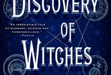 A Discovery of Witches Book2Movie / I'm following the progress of A Discovery of Witches as Deborah Harkness best selling Part 1 of the All Souls Trilogy moves to the screen. The television series stars Matthew Goode & Teresa Palmer as Vampire Matthew de Clermont and Witchy woman Diana Bishop.