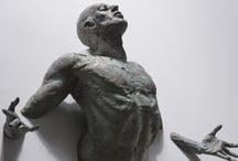 Anatomy / sculptures, drawings, photos