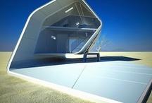 futuristic fashion house