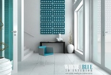 interior - blue style