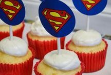 Superhero Party / Ideas and Inspiration for your little Superheroes!