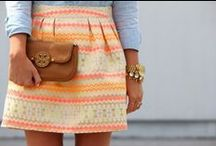 Passion for Fashion / I love all clothes that are either preppy or urban grunge! xo
