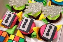 Totally 1980's / It was acceptable in the 80's.... So why not bring it back for your party!