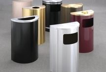 Indoor Trash Cans / Indoor office, home, and kitchen trash cans.