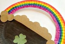 St. Patricks Day / All things to do with Paddy's Day!