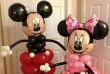 Disney Party / For all your Disney Party Ideas!