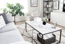 Interior Design / Home decor and design inspiration