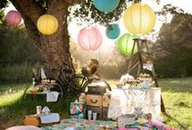 Summer Party Ideas / All things summer! Whether its a BBQ or just entertaining the kids throughout the holidays - We've got tons of ideas and inspirations to kit out any event!