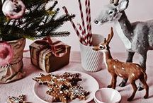 Christmas Party Ideas / All things Christmasy for the Festive season!