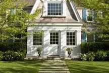 Beautiful Homes and Windows
