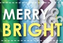 Merry & Bright / Making the season merry and bright by providing fun, stylish, and useful microfiber cleaning accessories to the technology world. / by Toddy Gear