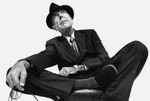 Leonard Cohen <3