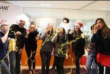 Buone Feste - Natale 2014 / Tanti Auguri di Buone feste dallo staff di Prima Posizione!  #2015vincente