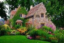 Beautiful English Manors & Homes