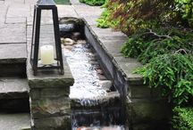 Ponds / Whether your going for a large or water feature a pond will add tranquility to your landscape. Let ADT landscaping make your ideas come to life.