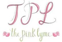 Blog: The Pink Lyme / Posts & other things related to my lifestyle/fashion blog, The Pink Lyme! ( www.thepinklyme.blogspot.com )