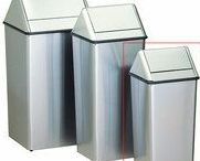Kitchen Trash Cans / Kitchen trash cans and receptacles.