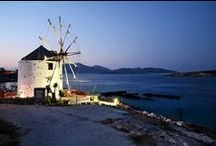 Koufonisia island, Greece / Koufonisia, is a former community in the Cyclades, Greece. Since the 2011 local government reform it is part of the municipality Naxos and Lesser Cyclades, of which it is a municipal unit.