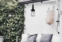 Outdoor Spaces / Inspiration for outdoor spaces.