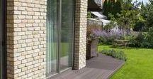 Inspirace   dřevoplastové terasy WoodPlastic® / realizace a fotogalerie teras - terasy z WPC -  terasy inspirace - dřevěná terasa