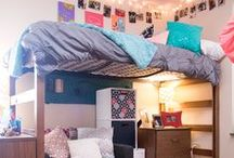 Dorm Decor / Deck your dorm with lots of crafts, fa la la la la, la la la LA!