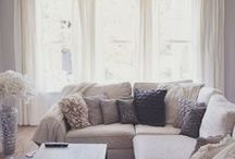 Home Inspiration / home and decor inspiration / by Carly Cristman