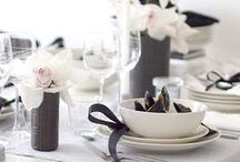 Table Settings & Dining