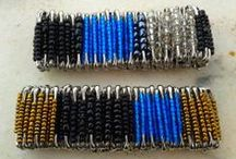 Handmade Bracelets / Dreamy, Crazy, Weird, Funny, Loving... Bracelets www.valeart.gr