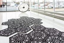 the wool studio, vloerkleden / Design Carpets