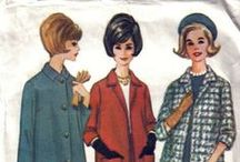 Vintage Sewing Patterns / Patterns with a retro flair.