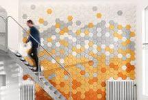 TRENDS: Hexagons / by IIDARMC
