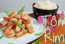 Viet Food / Recipes all around Vietnamese and Vietnamese inspired cuisine