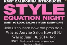 What's New// What's Hot / Upcoming Events at Aurelio Salon & Spa
