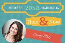 The Fabulous 20SB Community / by 20 Something Bloggers