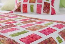 Quilting / What I would love to get done