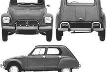 Citroën Dyane / Citroën Dyane