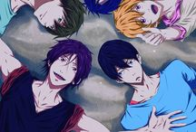 Free! Iwatobi Swim Club / The infamous swimming anime~ / by Blue Melody