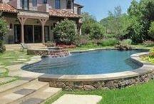 Pools, Decks, and Patios