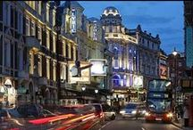 The West End / The #WestEnd in #London is home to a multitude of the worlds finest theatres and shows