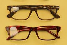 """EYEGLASSES /  """"SPECTACLES"""" / by Lorac Paulratch"""