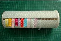 Envie... d'astuces {DIY} / Des astuces pour vous faciliter la vie dans tous vos loisirs créatifs textiles : couture, tricot, crochet, patchwork, ...