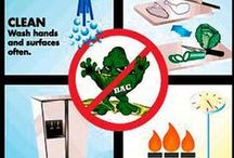Cooking Safety Tips / by CAS SUNY Geneseo