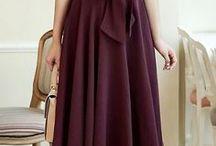 Midi skirt addicted