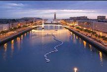 Le Havre by night / Découvrez Le Havre autrement: de l'aube au coucher de soleil